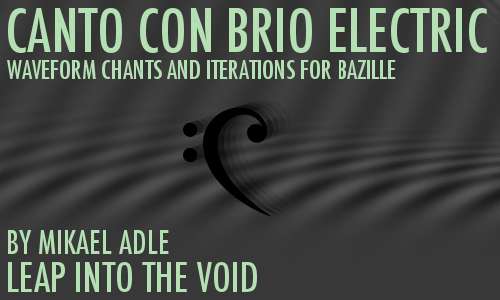 Canto Con Brio Electric